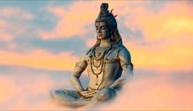 Clouds Around Lord Shiva