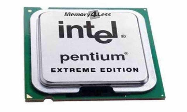 2005: Intel Pentium 4 Extreme Edition 3.73GHz