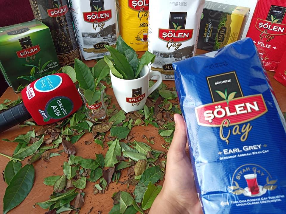 Şölen Bergamontlu Çay, isacotur avm şölen çay