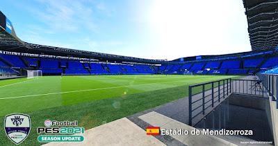 PES 2021 Stadium Mendizorroza