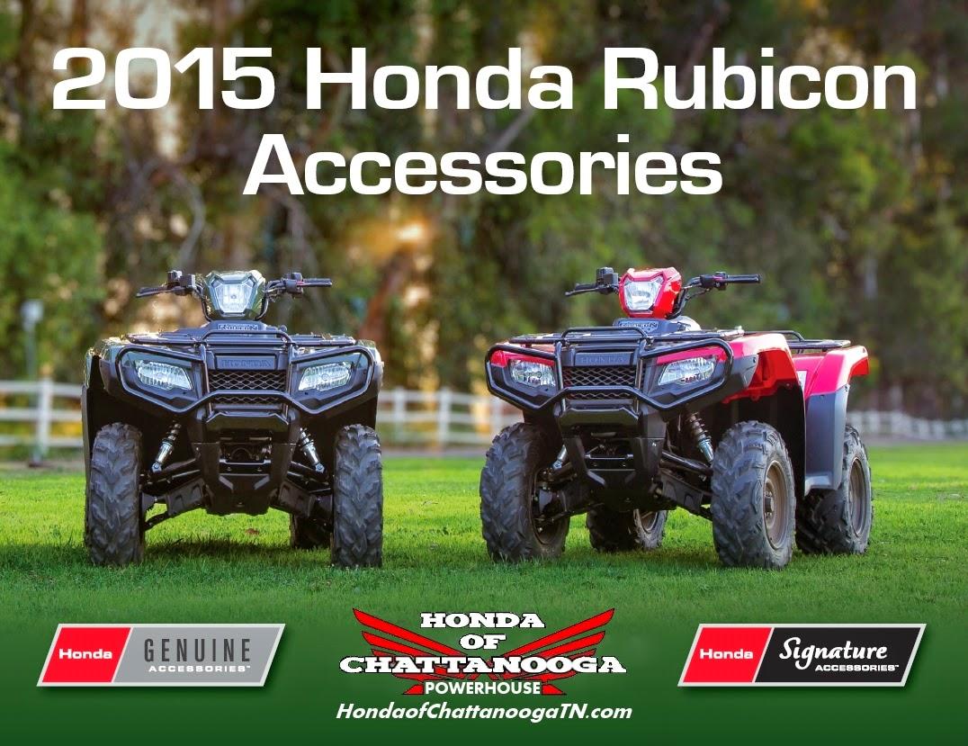 2015 Rubicon 500 parts accessories for sale Chattanooga TN GA AL ATV Dealer