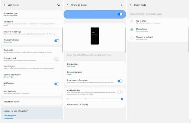 Cara Menghemat Baterai Pada Samsung Galaxy S10e, S10 dan S10 + 4