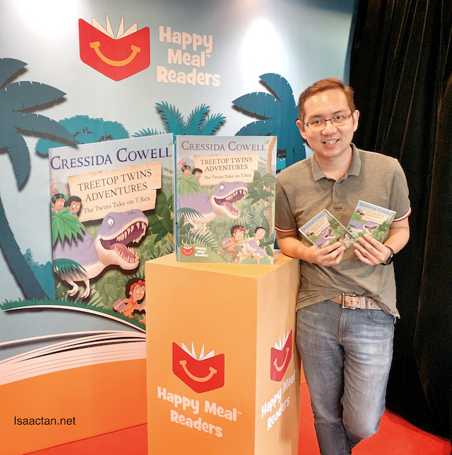 McDonald's Happy Meal Readers Programme - Let's Read Together!