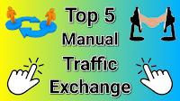 Best websites for manual traffic exchange to other websites