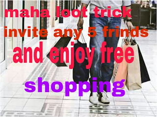 Loot tricks,free shopping