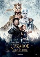 Blancanieves: El Cazador y la Reina del Hielo