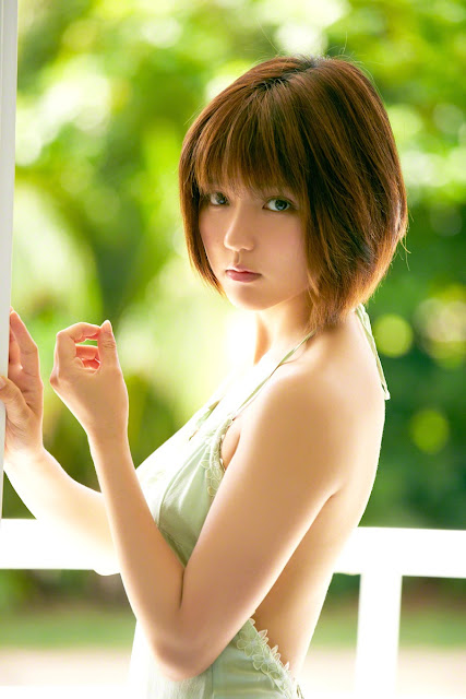 Erina Mano 真野恵里菜 Wanibooks Gravure Collection WBGC Pics 12