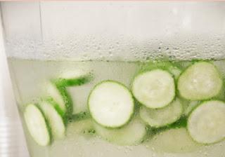 Benefits of Cucumber Water Detox Drink