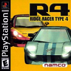 Download Ridge Racer Type 4 (1999) PS1 Torrent