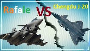 Rafale vs J20