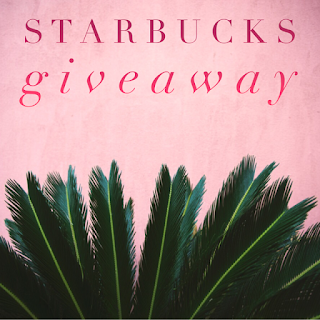 Enter the Starbucks Insta Giveaway. Ends 3/12. Open WW