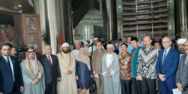 Indonesia Harus Belajar Lagi Dari Oman Perihal Toleransi Demi Keutuhan Pancasila Indonesia Raya