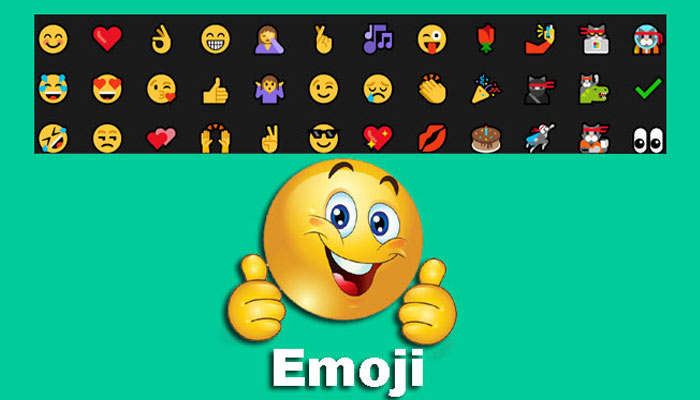 Windows 10 me emoji kaise use kare