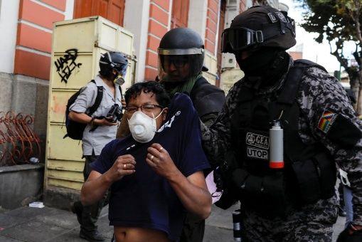 Golpistas mantienen persecución política en Bolivia