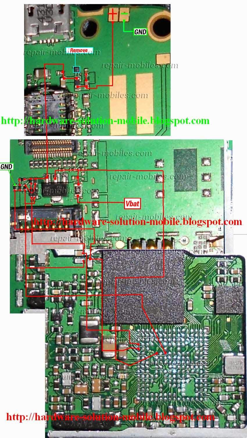 circuit diagram of nokia c2 01 [ 850 x 1505 Pixel ]