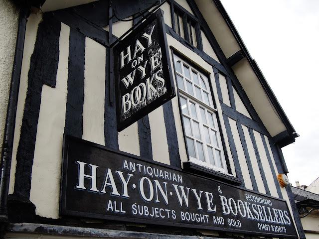 Hay-on-Wye: la città dei libri