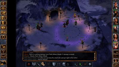 Baldur's Gate: Enhanced Edition Gameplay