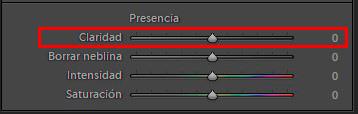 Presencia - Claridad