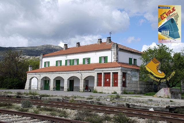 Estación Bustarviejo Valdemanco Traductores del Viento
