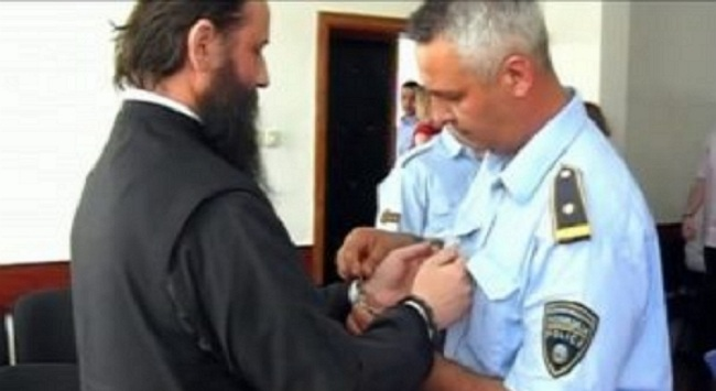 Η Μακεδονία είναι Ελληνική φώναξε και τιμωρήθηκε.. Αρχιεπίσκοπος Αχρίδας Ιωάννης