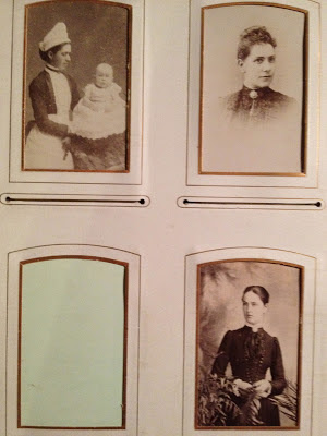 Woodville Victorian Photo Album Page 12