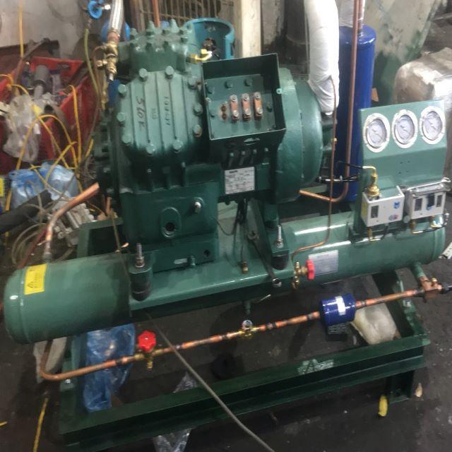 Cụm máy nén lạnh công nghiệp Sanyo 20HP