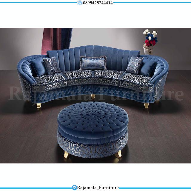 Set Sofa Tamu Jepara Ukiran Mewah Classic Luxury RM-0379