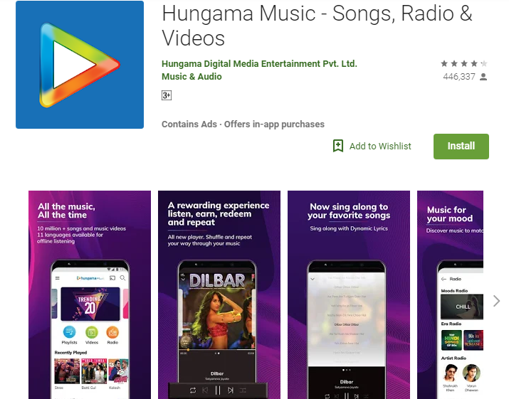 Best Android Apps to Download Free Music