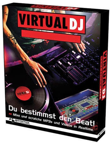 Atomix Virtual DJ Pro 8.0.2048 Multilingual + Content Logo http://jembersantri.blogspot.com Full Version Portable Gratis