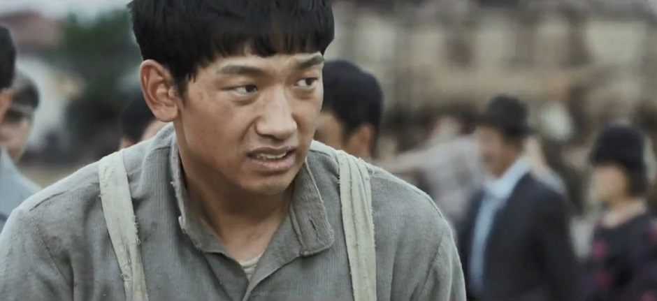 Review Race to Freedom : Uhm Bok Dong