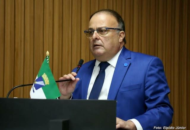 ELEITO PRESIDENTE,  PAULINHO PREGA UNIÃO E INDEPENDÊNCIA DO LEGISLATIVO