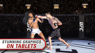 EA SPORTS UFC APK+DATA OBB for Android v1.9.3097721 [Update 2018]