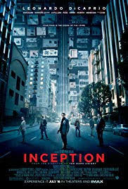 inception - highest rated movies on rotten tomatoes