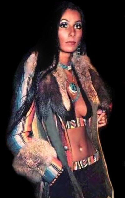 Cher 1970s Style