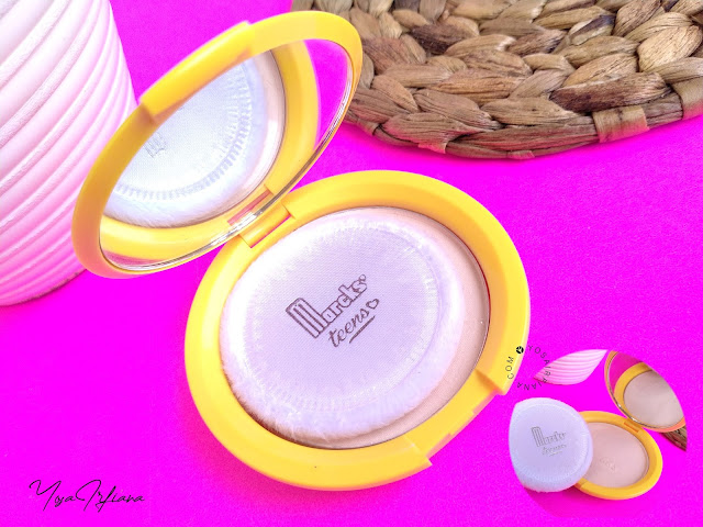 REVIEW MARCKS COMPACT POWDER