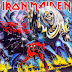 Encarte: Iron Maiden - The Number Of The Beast (1998 Remaster)