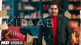 Kitaab Lyrics By Kamal Khan