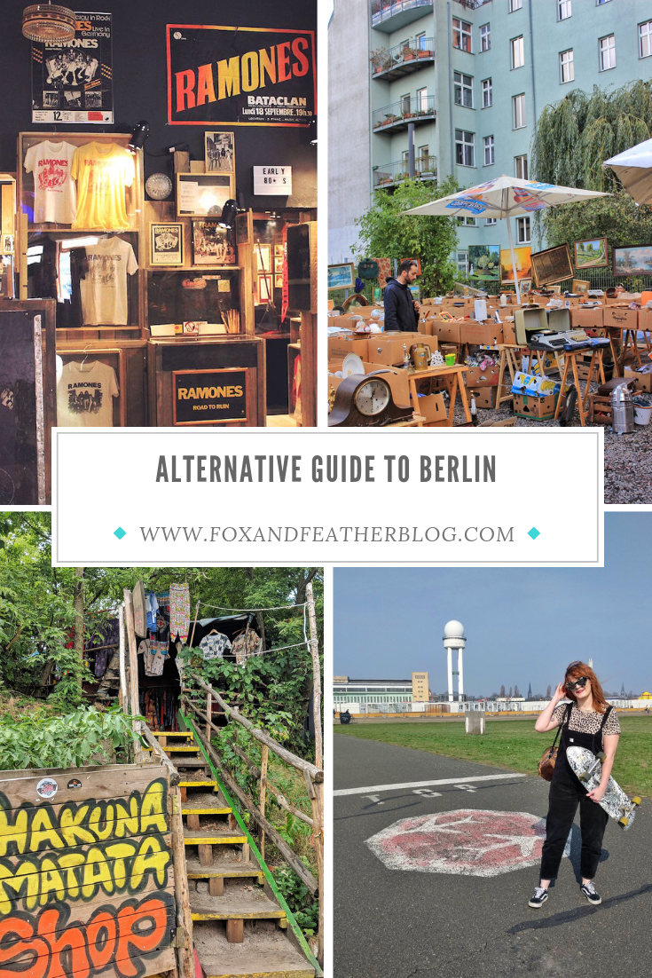 Alternative Things To Do In Berlin Pinterest