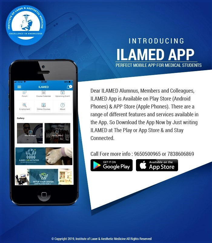 Mumbai News Network Latest News: ILAMED Launches Real Time Aesthetic