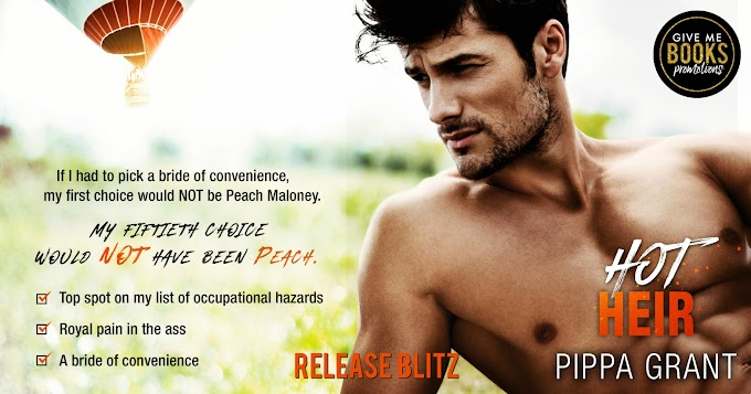 RELEASE BLITZ PACKET - Hot Heir by Pippa Grant