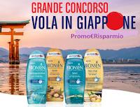 Logo Bionsen concorso ''Vola in Giappone'' e vinci un viaggio per 2 persone