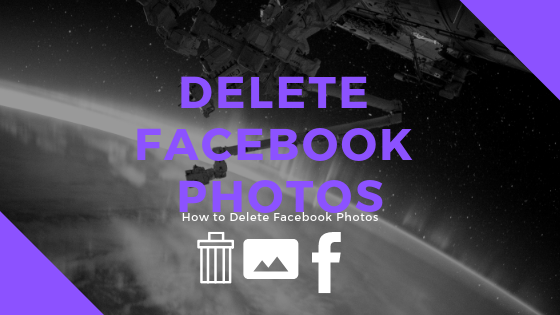 How Do I Delete A Shared Photo On Facebook<br/>