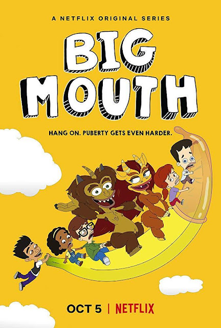 Big Mouth Temporada 2 [Descarga][Español]