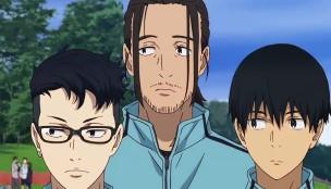 Kaze ga Tsuyoku Fuiteiru – Episodio 18