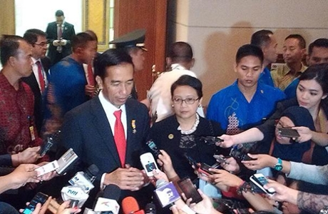 Desak Myanmar Hentikan Kekerasan, Presiden Jokowi: Krisis Rohingya Perlu Aksi Nyata, Bukan Hanya Kecaman