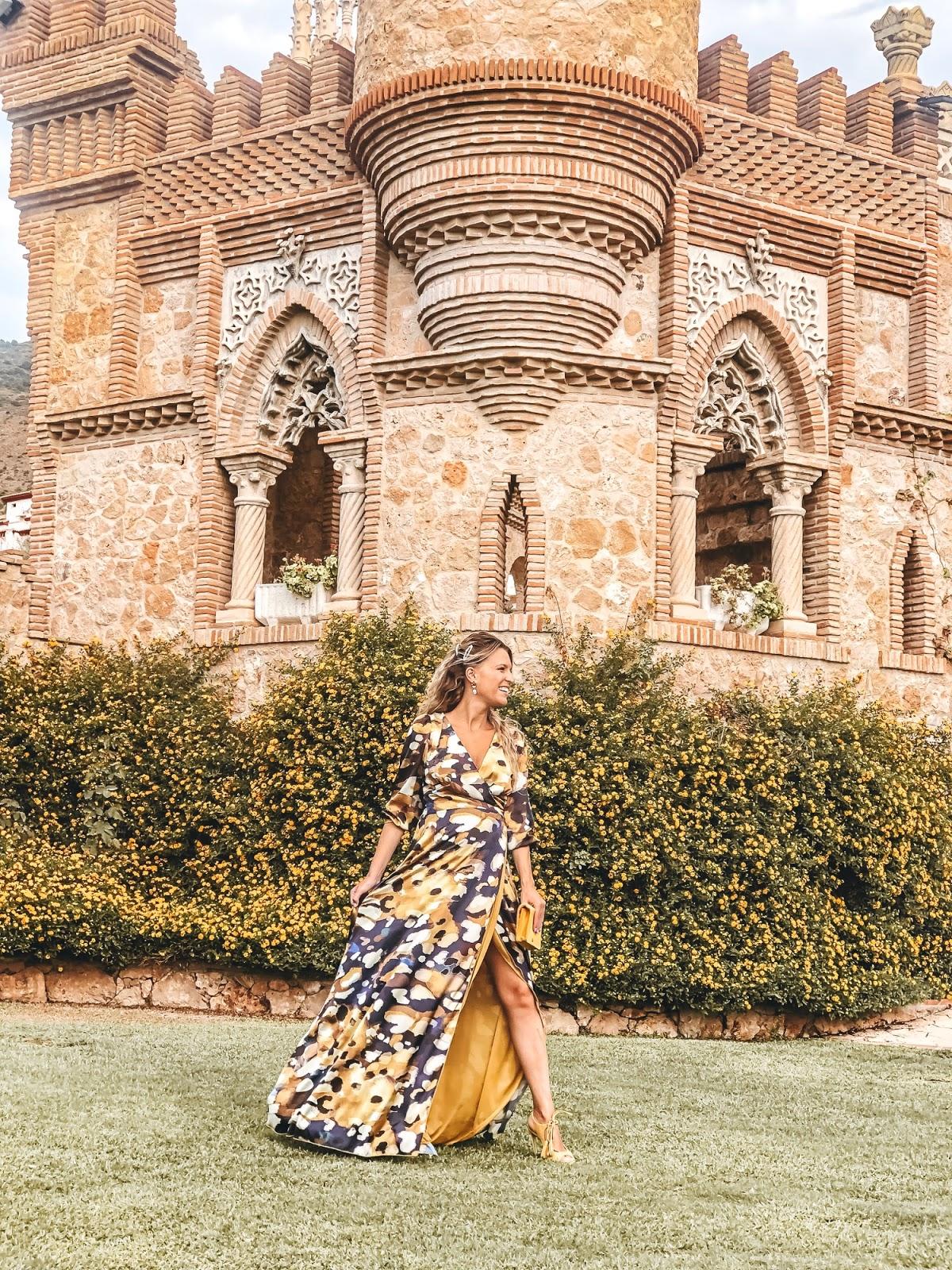 vestido Marta en Brazil otoño 2019