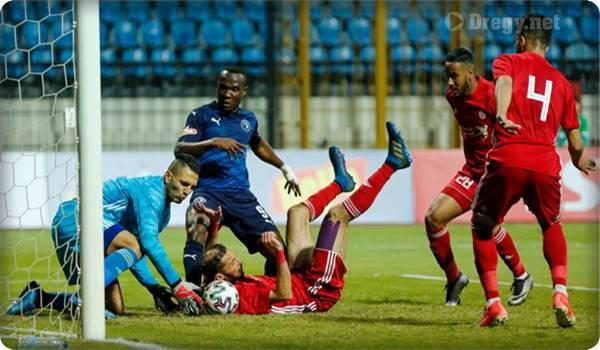 مشاهدة مباراة بيراميدز و الاتحاد الليبى بث مباشر