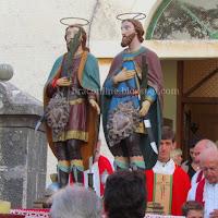 sv. Kuzma i Damjan fjera Dračevica slike otok Brač Online