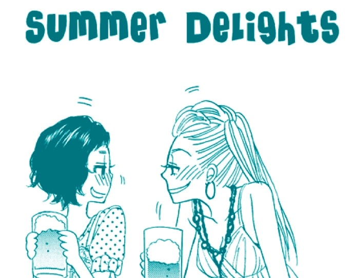Summer Delights Yuri Manga Read
