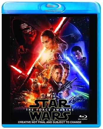 Star Wars 7 El Despertar De La Fuerza (2015) HD 1080p